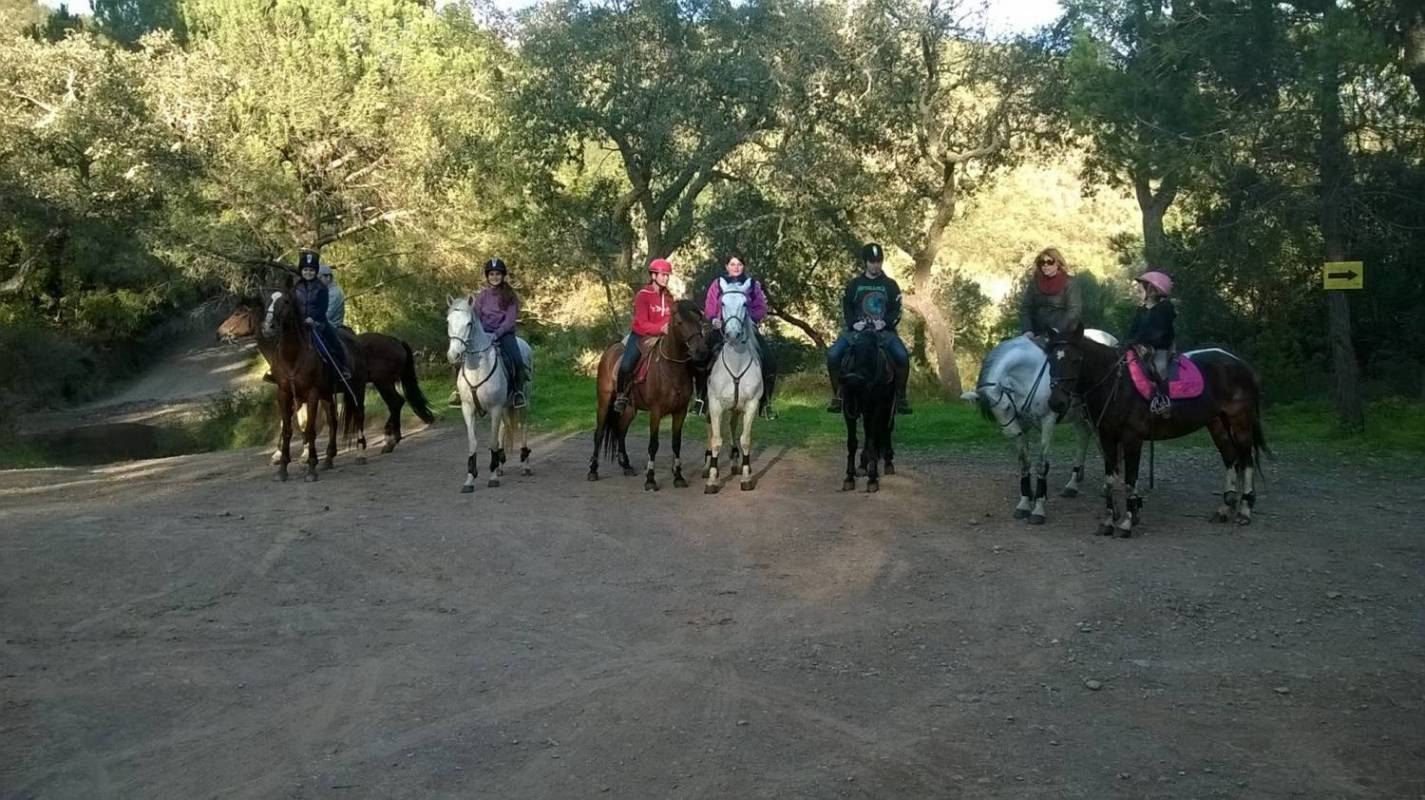 Nature Riding In The Algarve