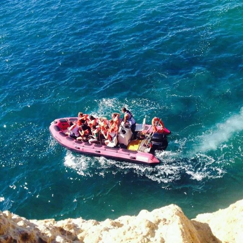 Benagil Coastline Tour
