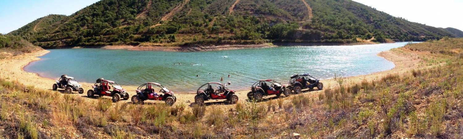 Buggy In The Algarve