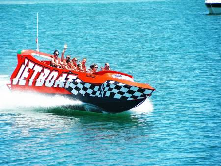 Thrilling 30-Minute Jet Boat Ride In The Algarve