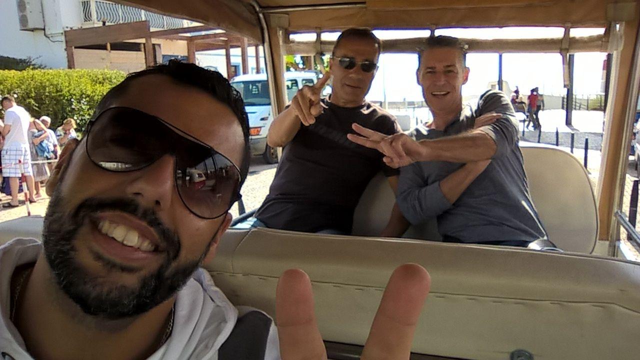 Albufeira Old Town Tuk Tuk Tour