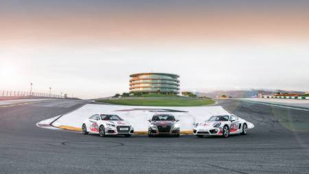 Algarve International Circuit Lap Experience With Professional Driver As Copilot