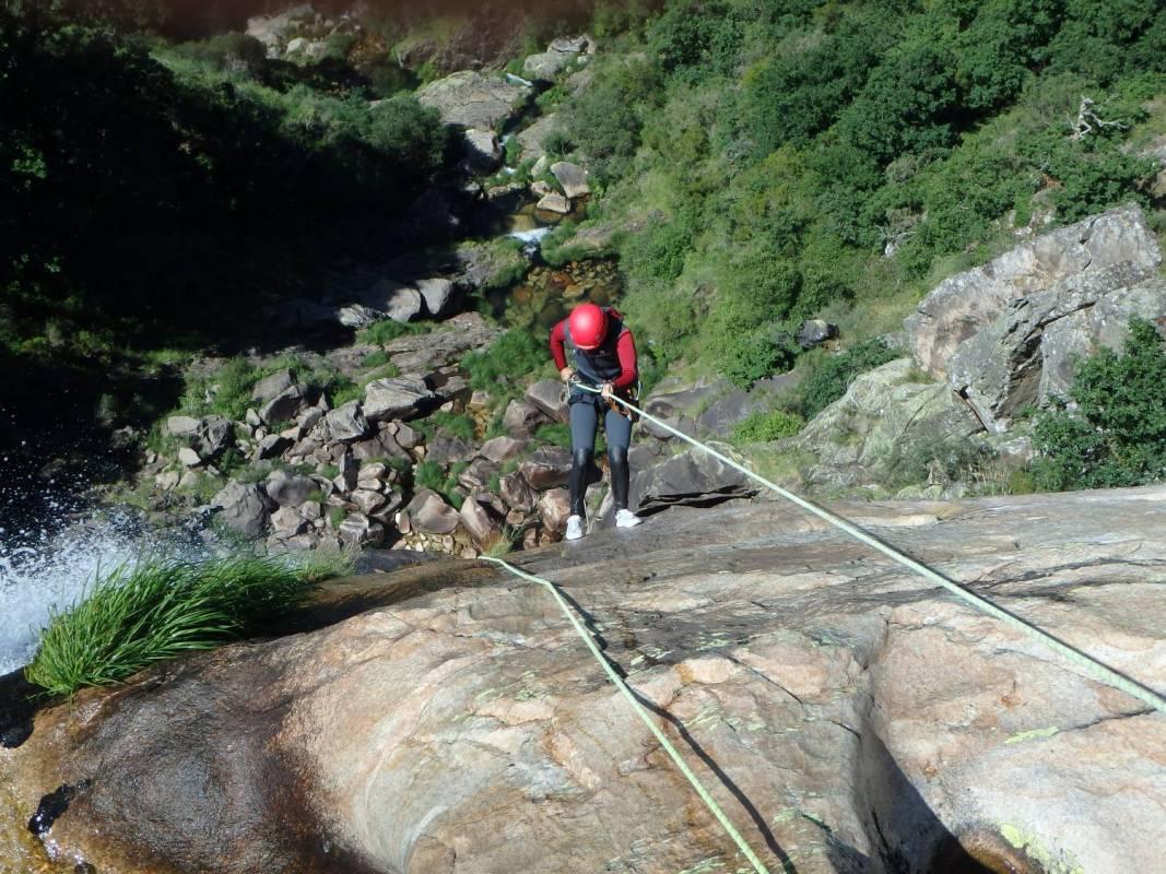Canyoning Frecha Da Mizarela