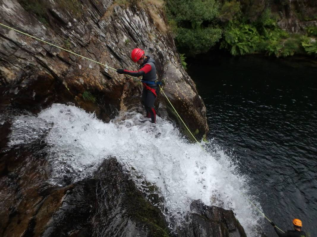 Canyoning Rio De Frades