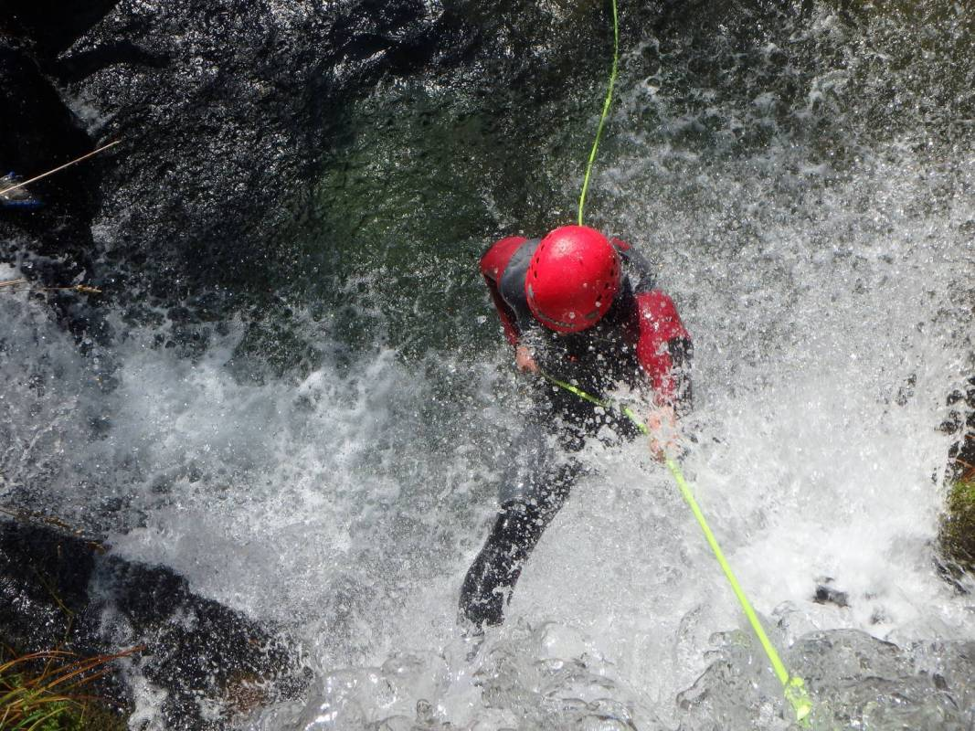 Canyoning Beginners