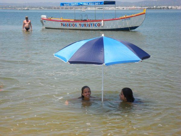 Ria Formosa Experience Boat