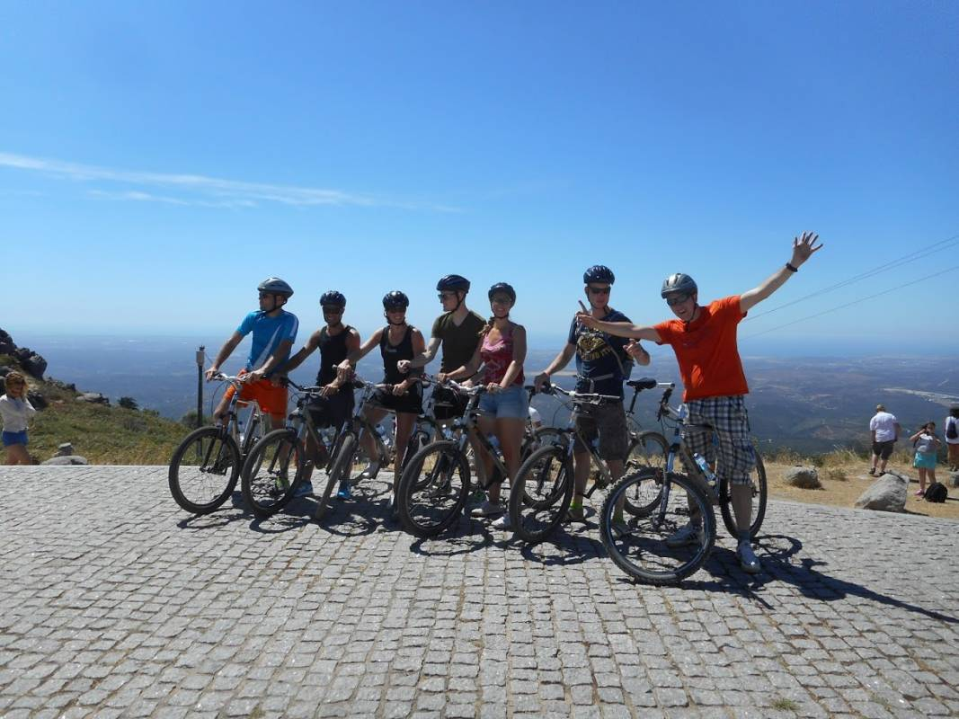 Algarve Downhill Family Cycling Tour