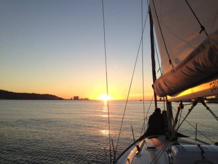 Sunset Lisbon Sailing Tour
