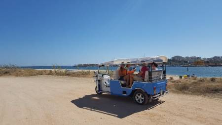 Ferragudo Tour – Beaches & Cliffs