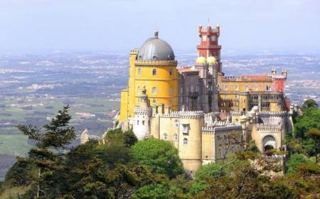 Sintra Private Day Tour From Lisbon
