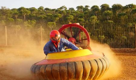 Hovercraft Experience In The Algarve