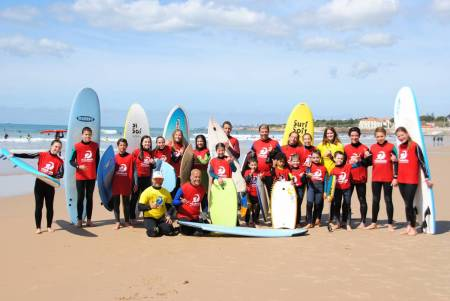 Surfing Class Or Bodyboard In Lisbon