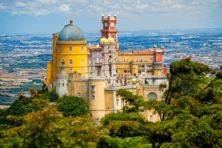 Private Sintra Tour From Lisbon With Cellar Visit