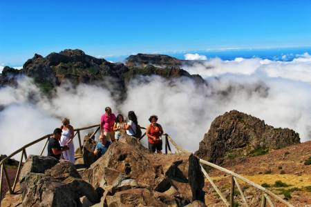 Madeira Island East 4X4 Tour: Visit Santana And The Peaks