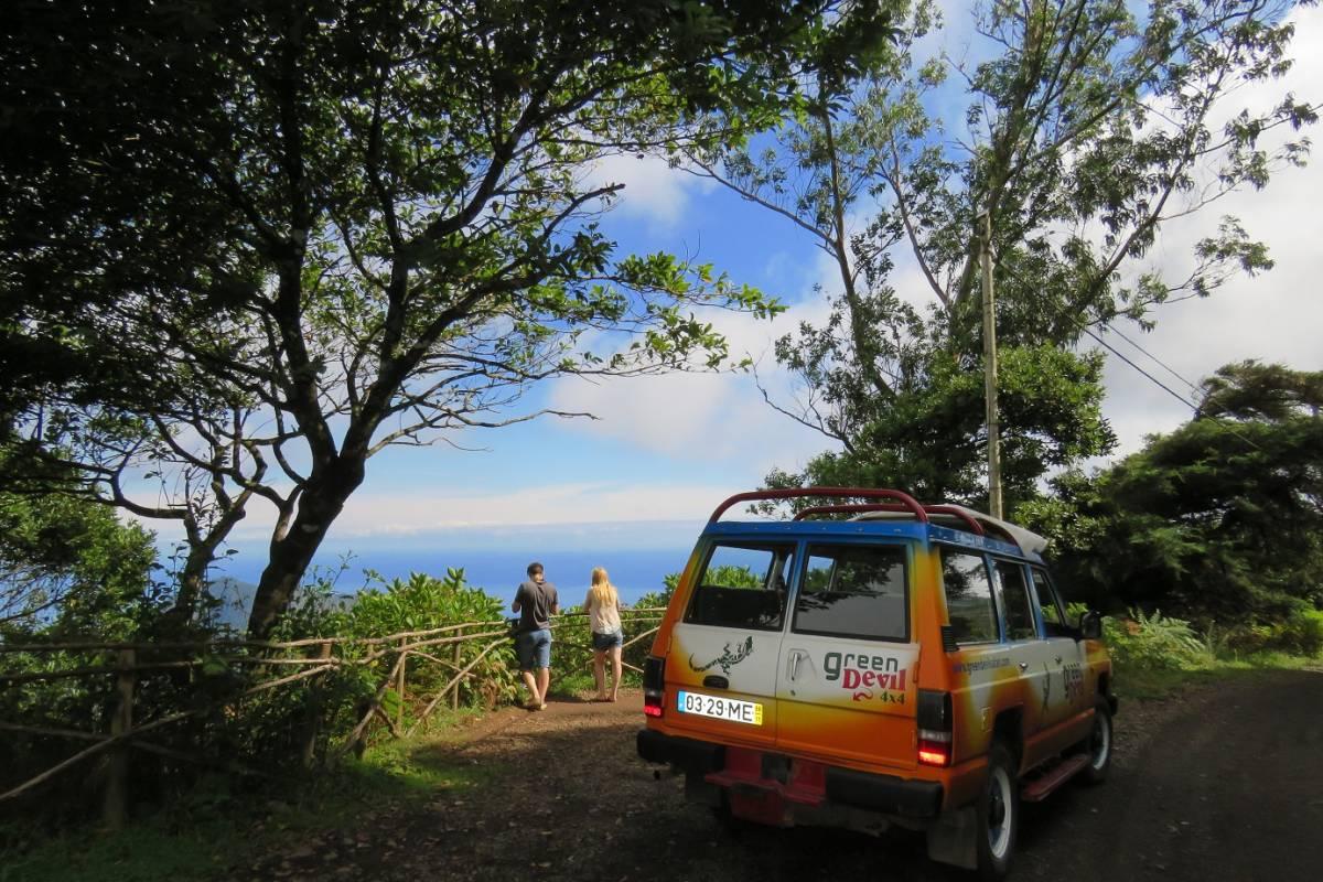 Madeira Island Southeast