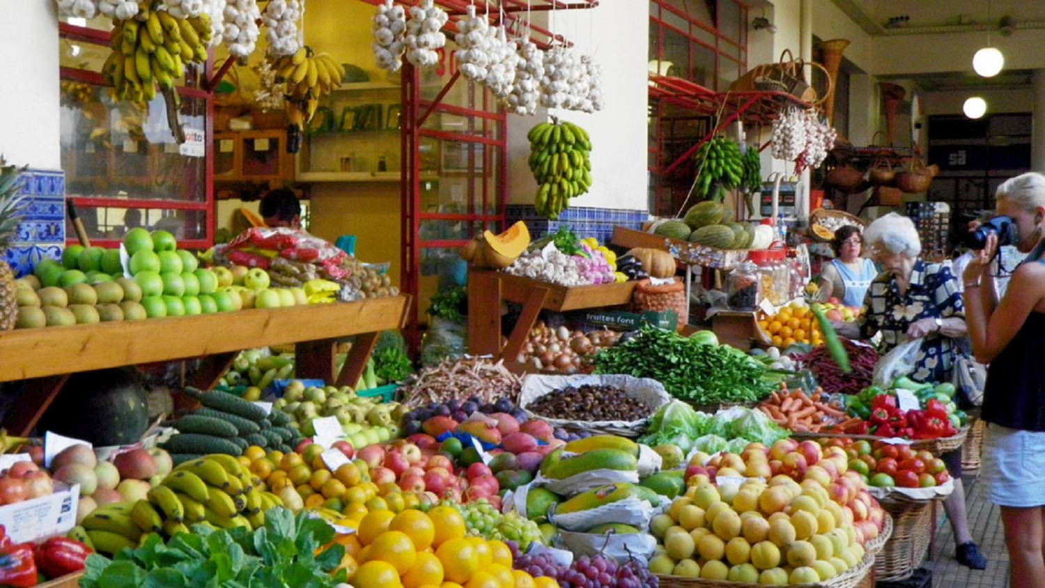 Peasants' Market in Funchal
