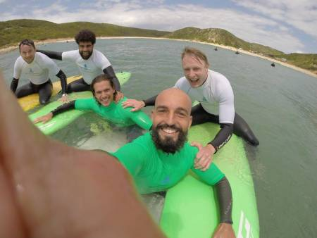 Algarve: Surf Lesson In Costa Vicentina