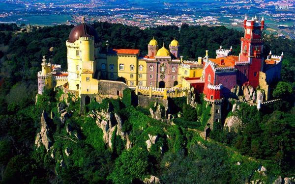 Sintra And Cascais Tour From Lisbon