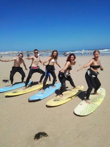 Peniche Surf Trip