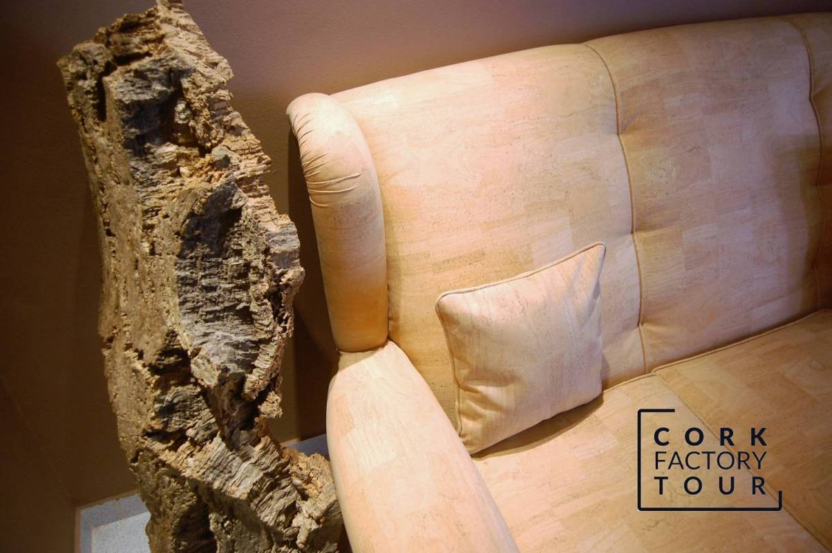 Cork Factory Tour - Sofas