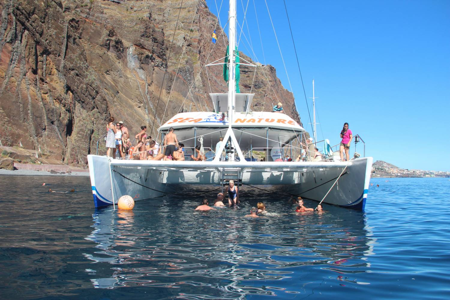 Catamaran Tour in Madeira Island