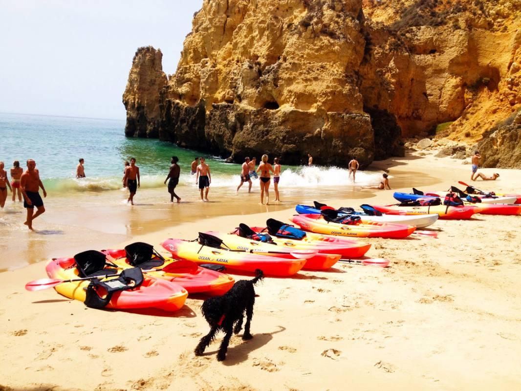 Kayaks Ponta da Piedade