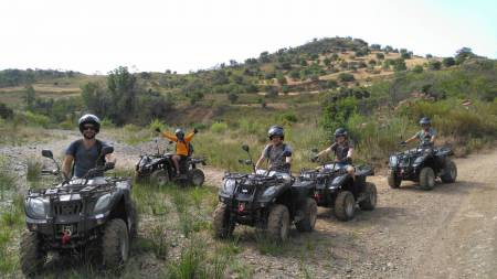 Quad Tour On The Algarve Mountains