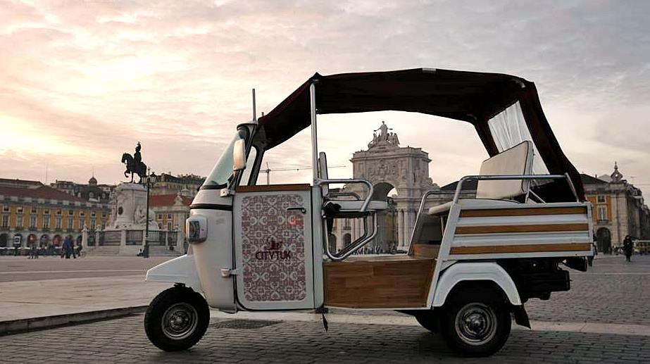 3 Hours Tuk Tuk Tour In Lisbon