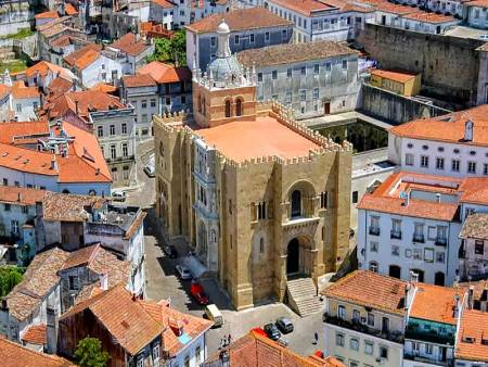 Do Porto: Excursão Privada Para Coimbra