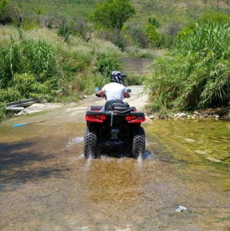 Quad Tours In The Off-Road Circuits Of The Algarve