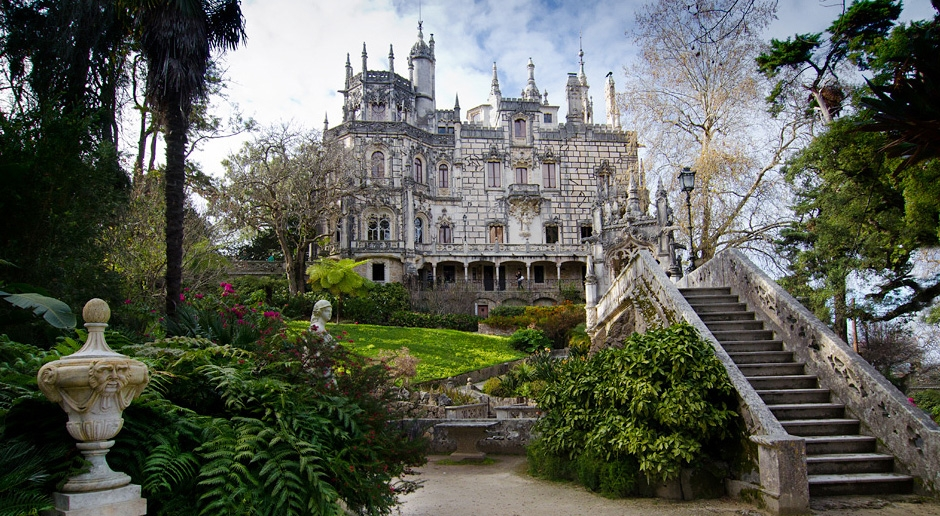 Sintra Private Tour From Lisbon