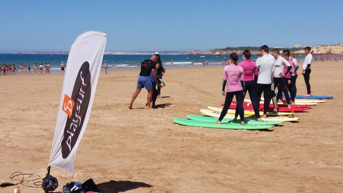 Surf and Body Board Lessons