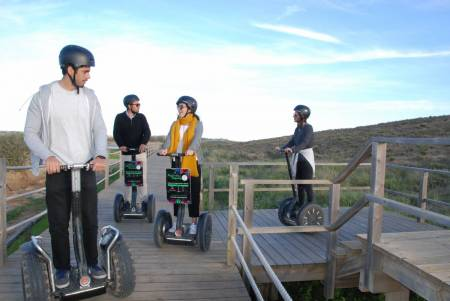 Albufeira: 1H30 Segway Guided Tour In Salgados With Bird Watching