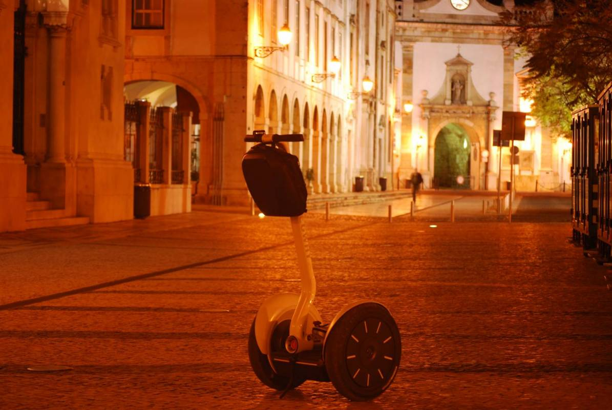Faro By Night Segway Tour