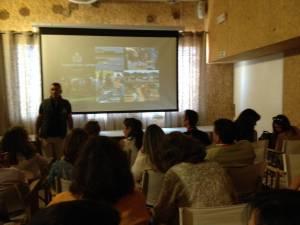 Presentation about the Companhia das Lezírias