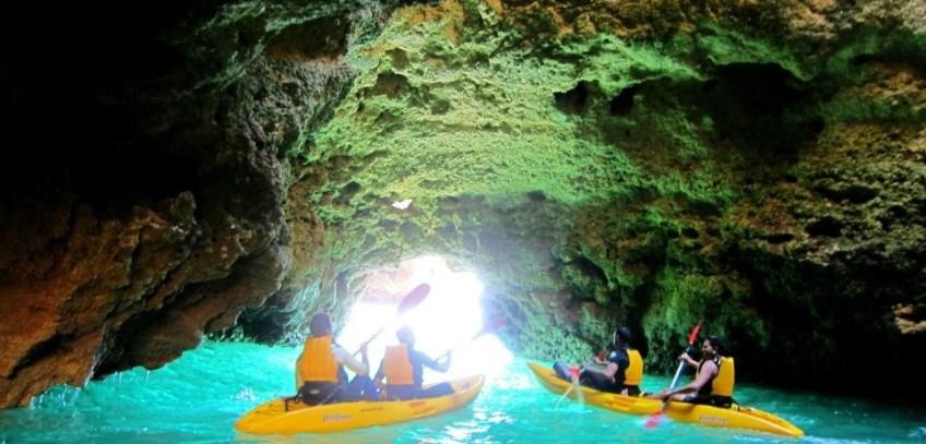 Kayak Tours Lagos