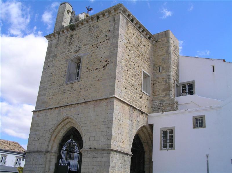 Igreja em Faro