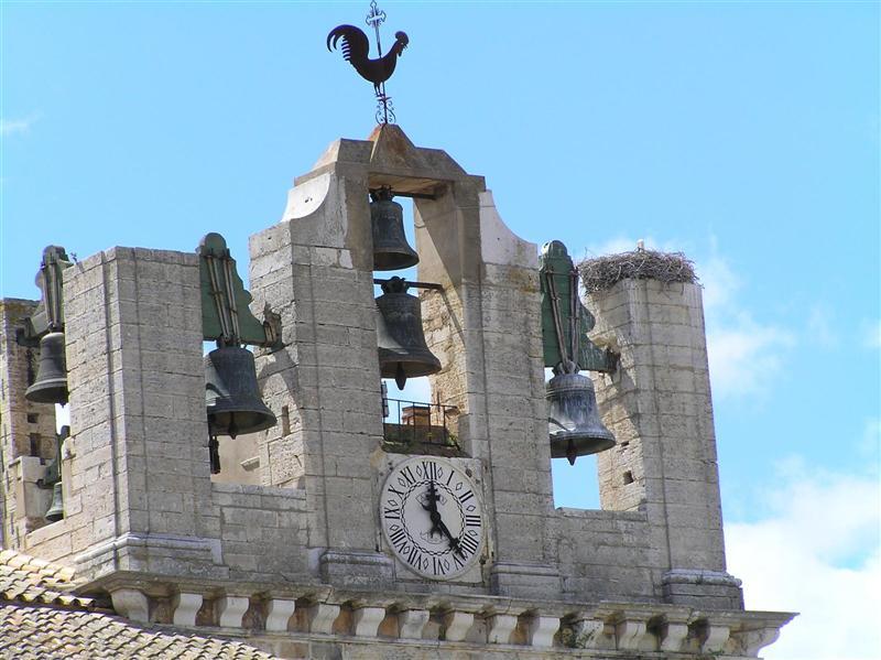 Torre sineira em Faro