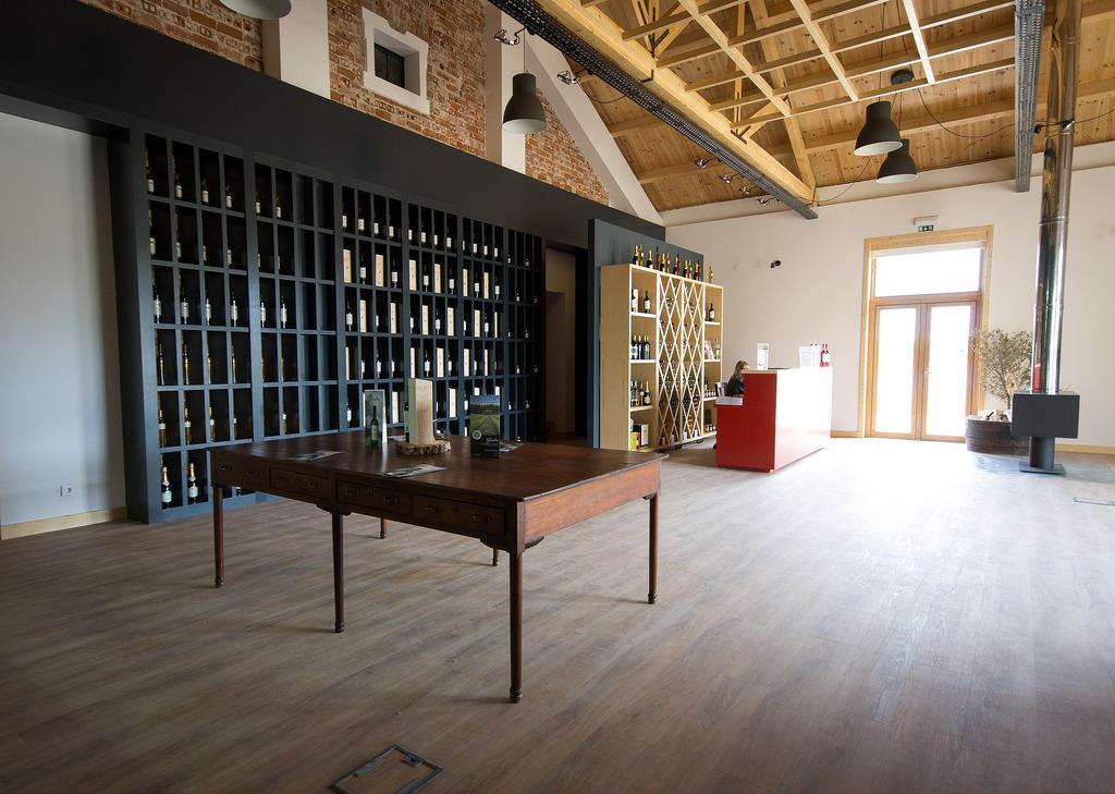 Eco Wine At Companhia Das Lezírias