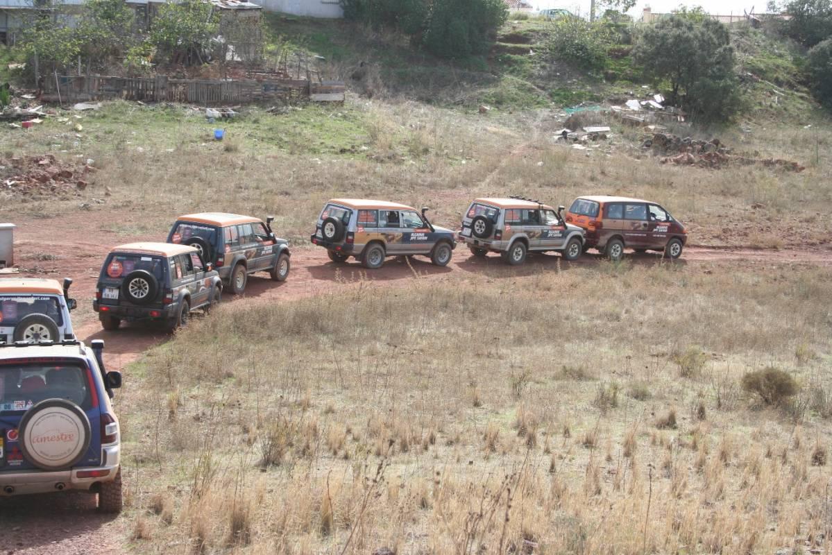Jipe Safari - Silves