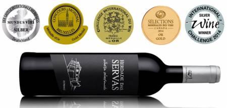 Proof Of Excellence – Wines Of Herdade Das Servas