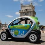 Twizy Tour in Lisbon