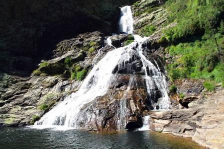 Route von Naturlichen Seen
