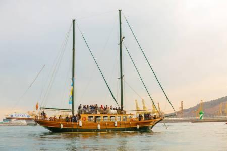 Goleta Karya – 1H Boat Tour In Barcelona