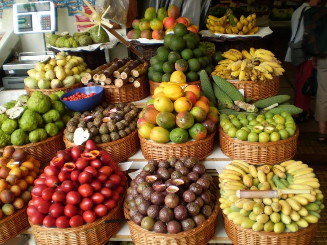 Madeira Island Market