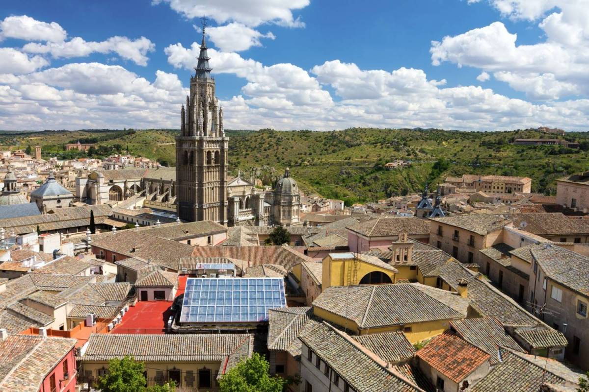 Toledo Cathedral Tour