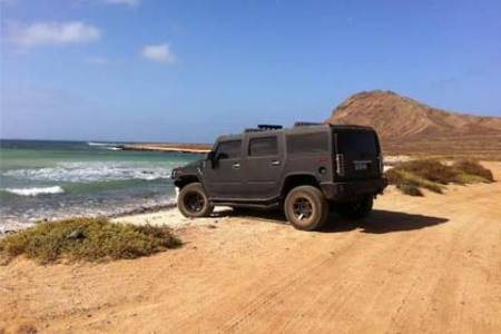 Hummer Island Tour Off-Road - Sal Island - Cape Verde