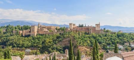 Granada: Visita Guiada À Alhambra E Generalife