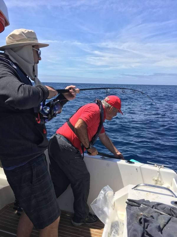 Saídas de Pesca