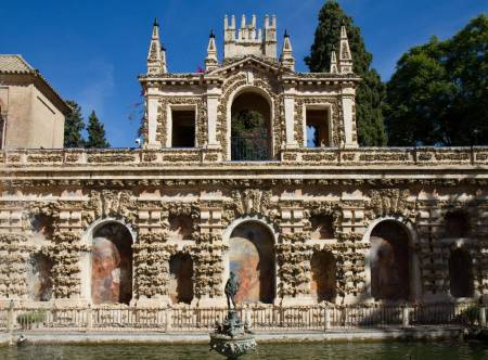 Seville: Super Combo Tour Of Alcazar And Cathedral